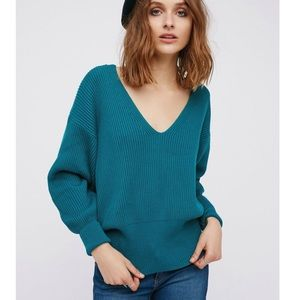 Free People Allure Pullover XS